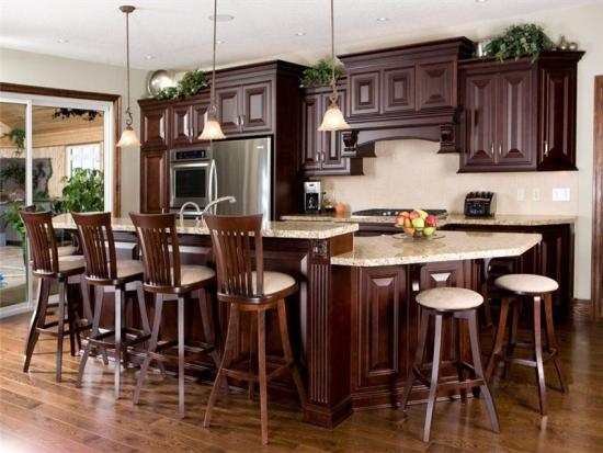 Customized American Standard Wooden Cabinets